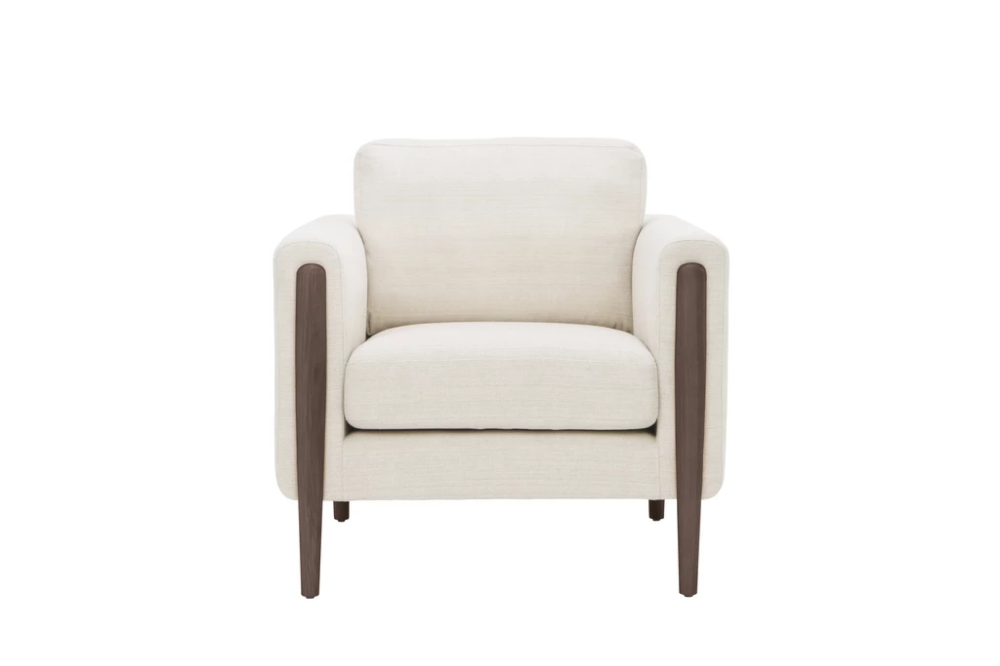 Steen Single Seater Chair In Various Colors Design By Nuevo Single Seat Sofa Burke Decor Affordable Furniture Stores
