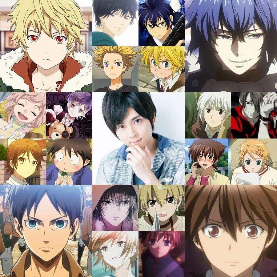 Thank you Yuki Kaji for your amazing voice acting! Tho it