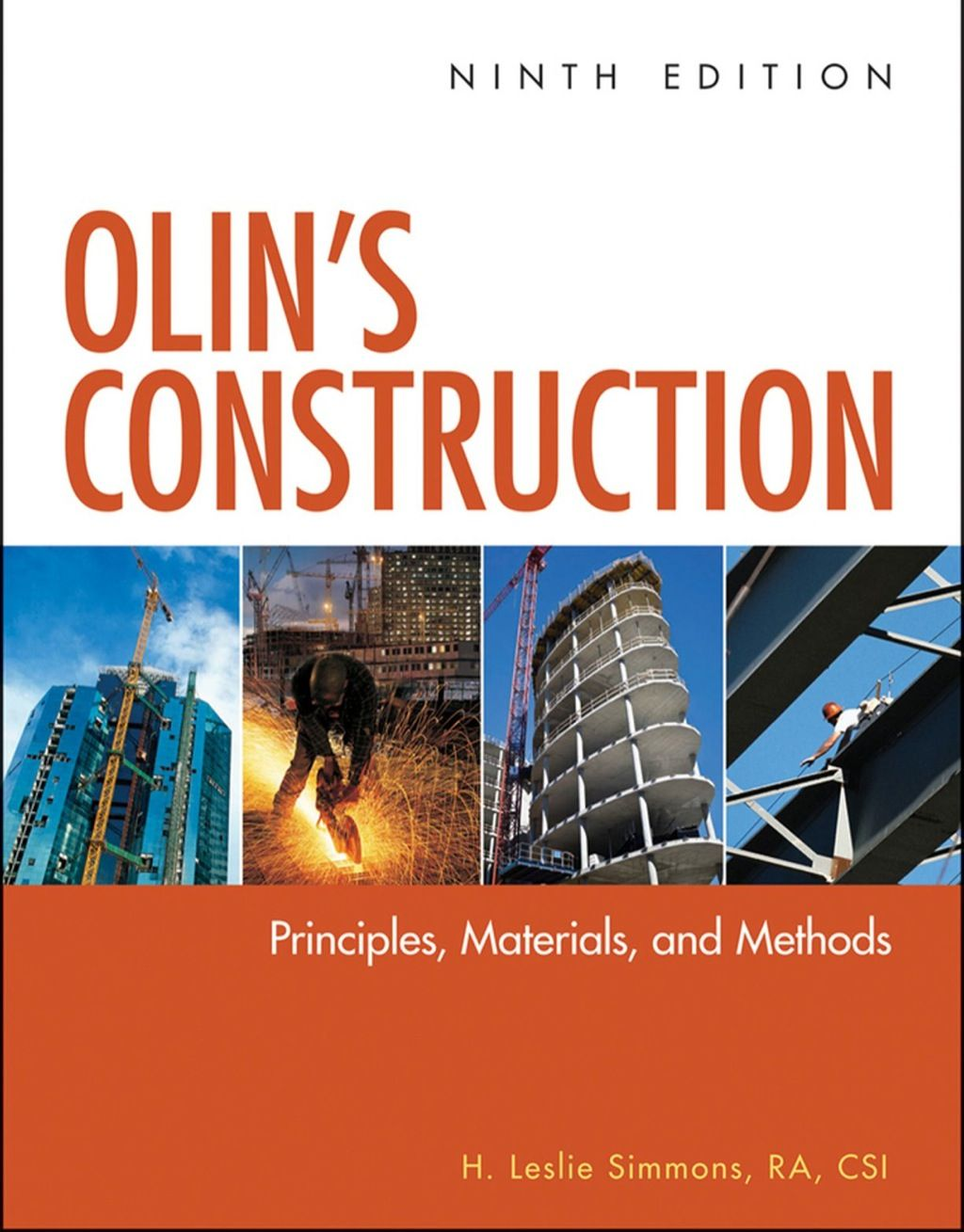 Olin's Construction: Principles Materials and Methods (eBook