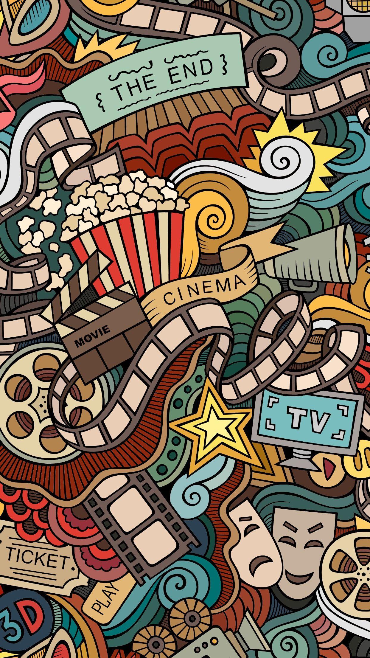 wallpaper Line Friends(≧∇≦) Pinterest Wallpaper and Doodles