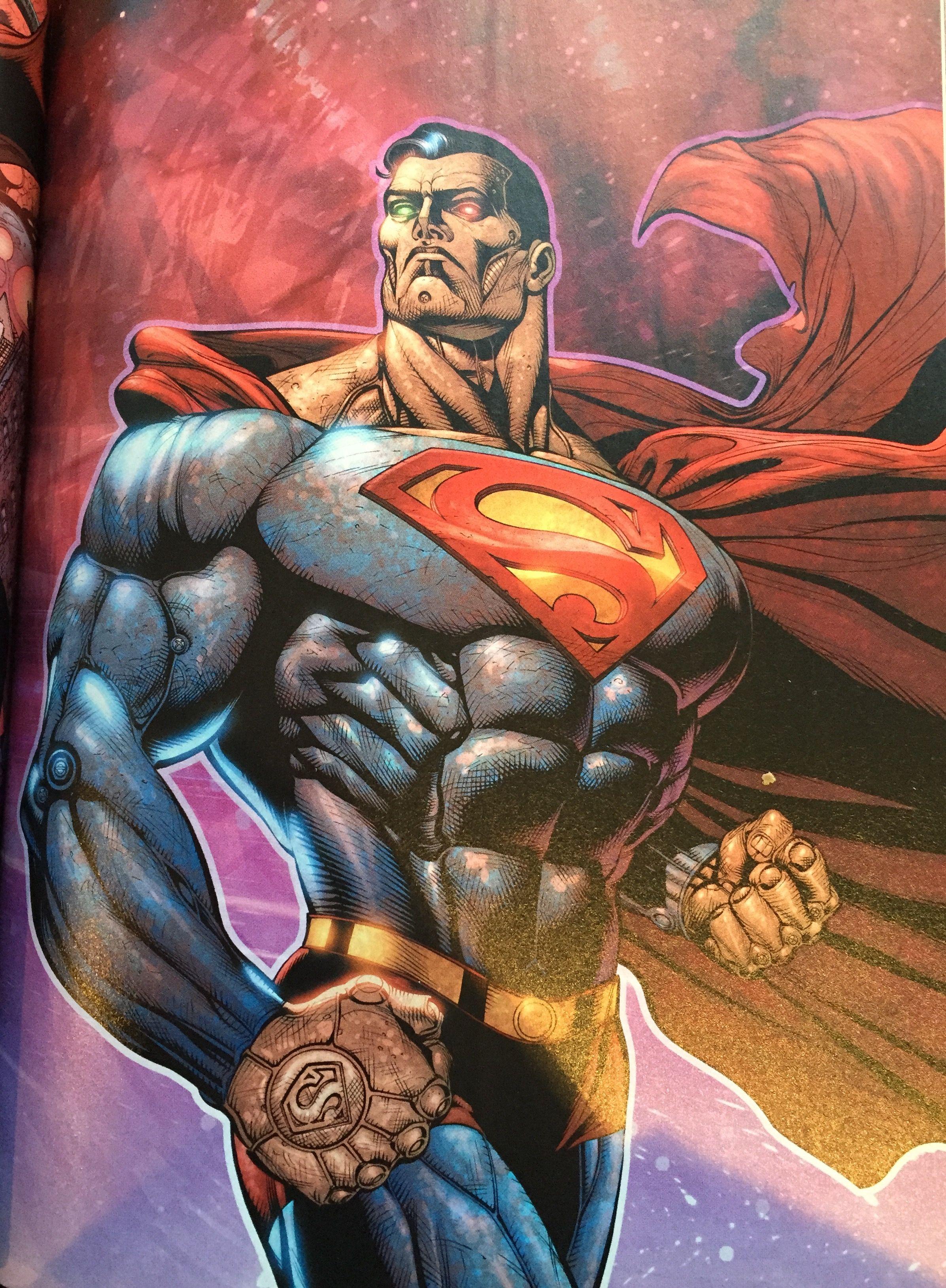 Pin by Ray Austin on Superman | Fun comics, Superman, Comic art
