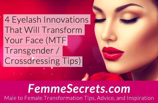 Transvestite makeup guide just