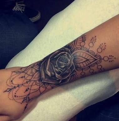 Afbeeldingsresultaat Voor Hand Wrist Mandala Tattoos Tattoos Uberdecken Tattoo Armel Tattoo Ideen Unterarm Frau