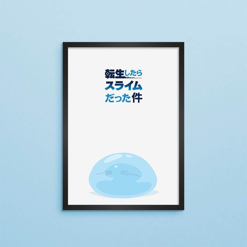 Rimuru Slime Vers Tensei Shitara Slime Datta Ken Anime
