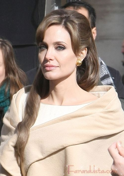 Angelina Jolie Is the First Sexiest Woman Alive (With
