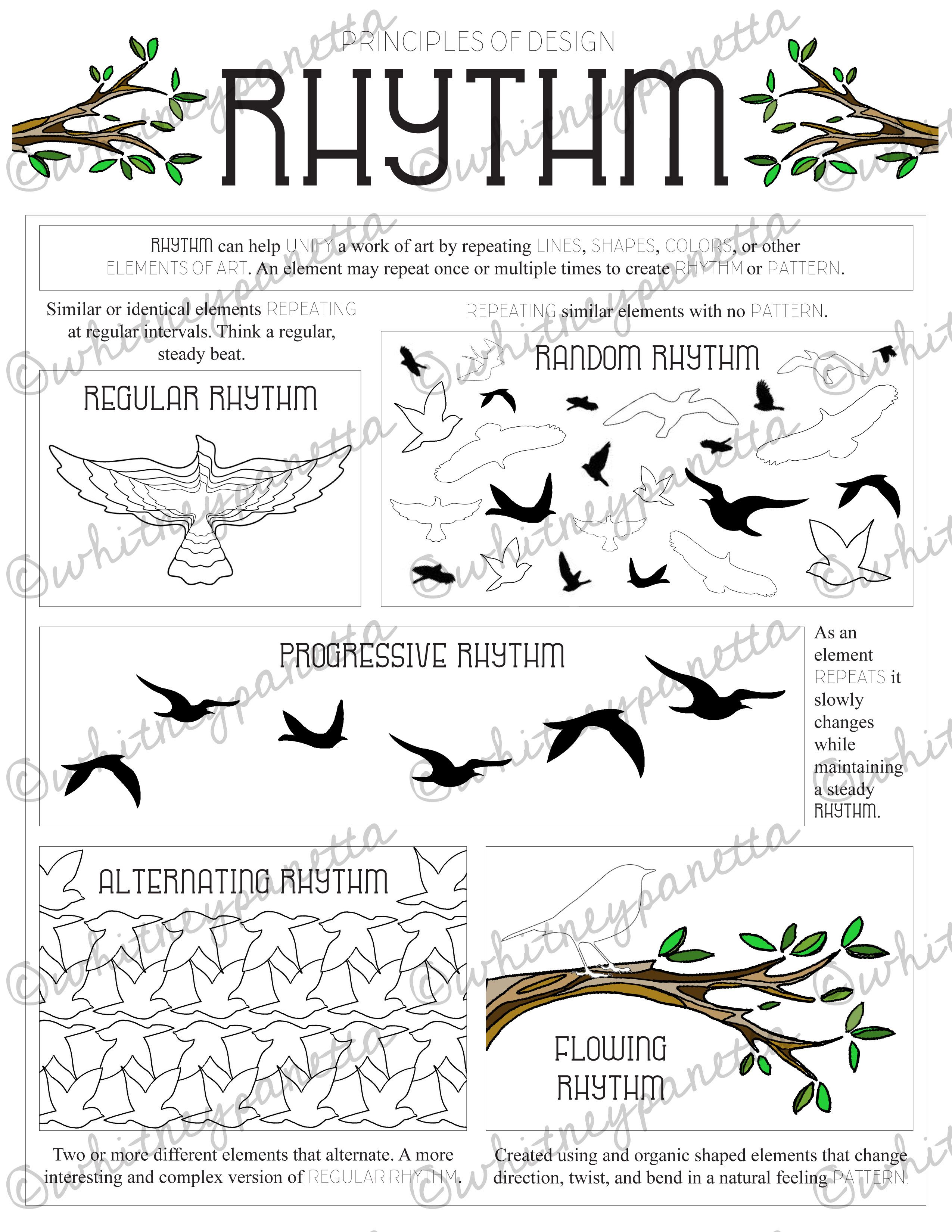 Elements of Art - Worksheet | Elements of Art |...