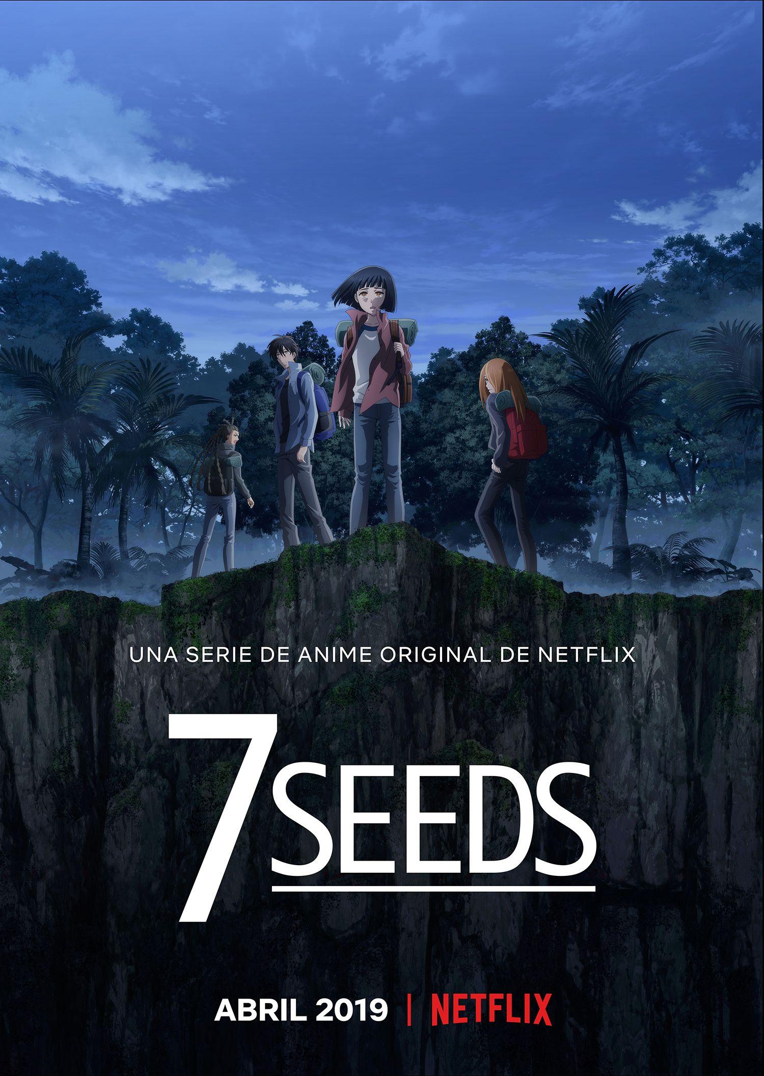 7seeds Filmes De Anime Filmes Anime Meme