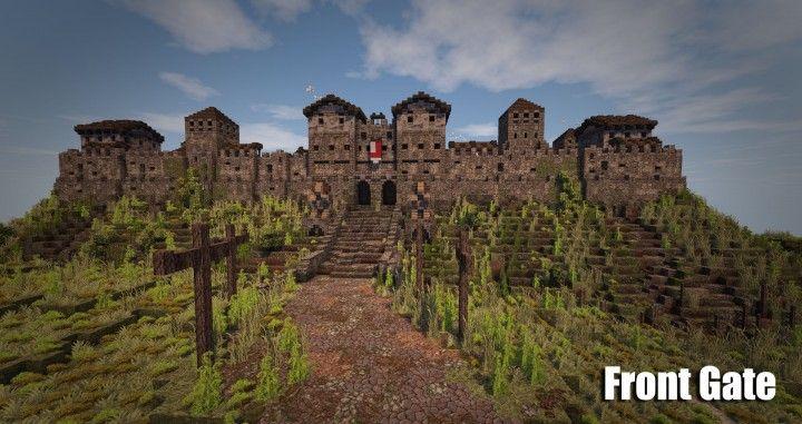 Velosthera Roman Themed Fort Timelapse Download Minecraft Project Minecraft Projects Minecraft Architecture Minecraft Construction