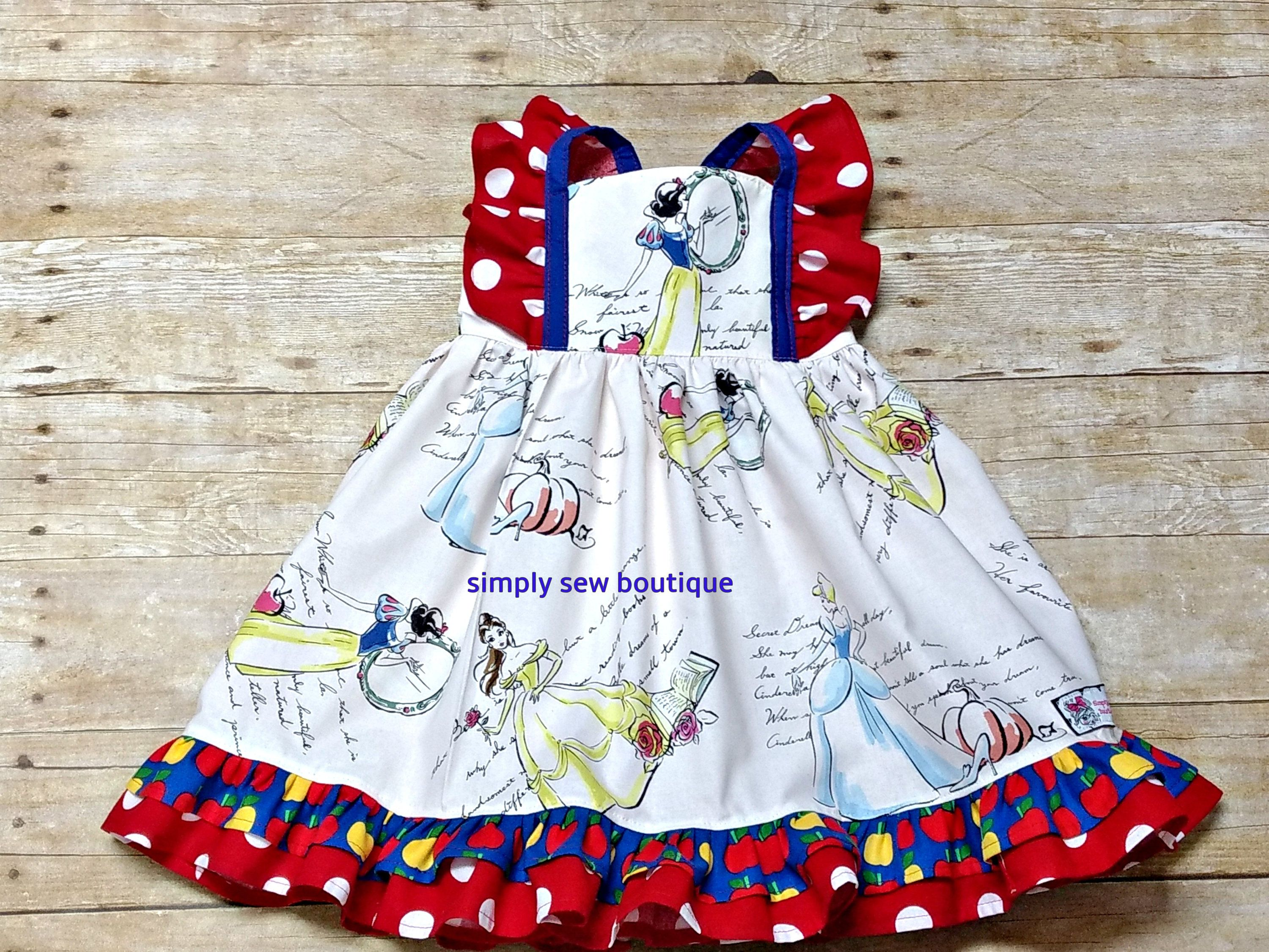 This Item Is Unavailable Etsy Disney With A Toddler Book Dress Toddler Girl [ 2250 x 3000 Pixel ]