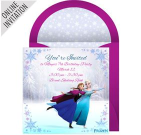 Frozen Ultimate Favor Kit for 8 Guests Girls Birthday Party
