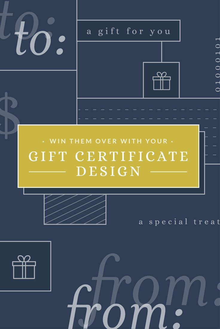 Win Over Shoppers with a Charming Gift Certificate [Featuring Free ...