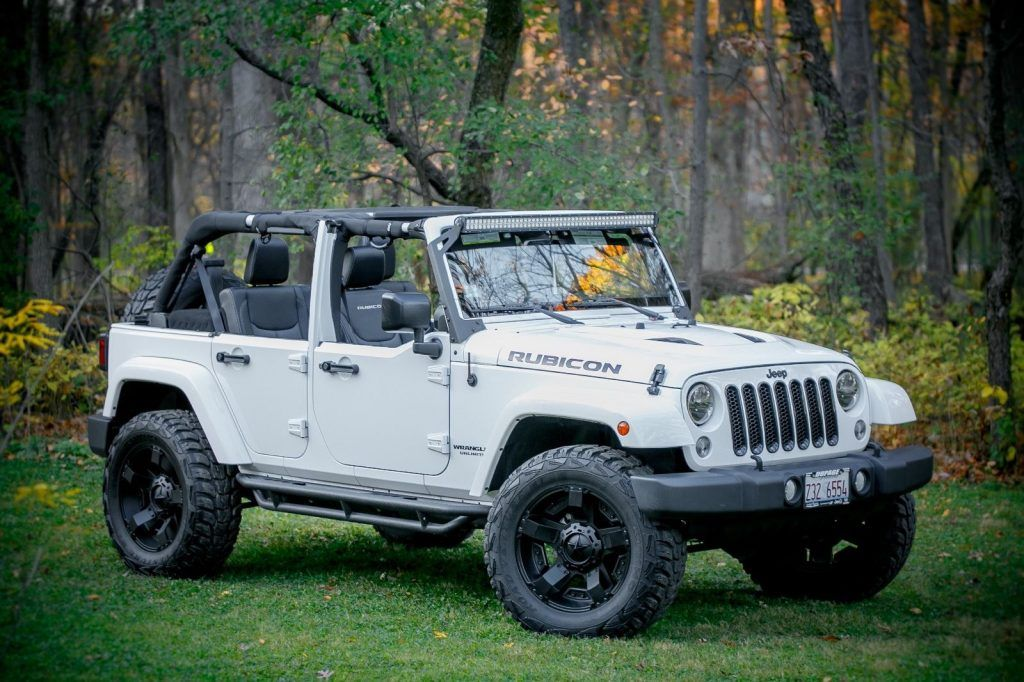2015 Jeep Wrangler Unlimited Sport Utility 4Door 2015