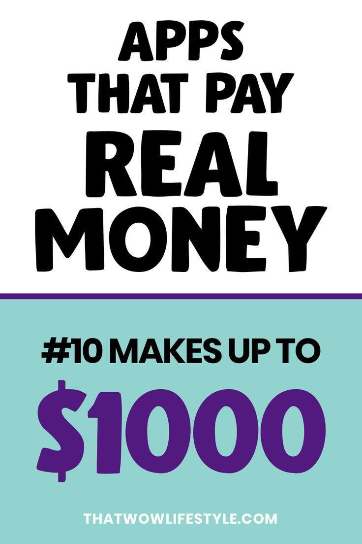 Apps To Get Real Money