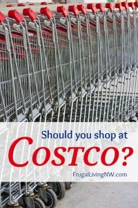 Should you shop at Costco for canned goods? After a simple price comparison, there are some canned goods you should definitely be purchasing at Costco to save you money and time. Canned Tomatoes Walmart: $.047/ounce Costco: $.027/ounce You would have to buy 7 cans at Walmart to fit into 1 large Costco can. You save …