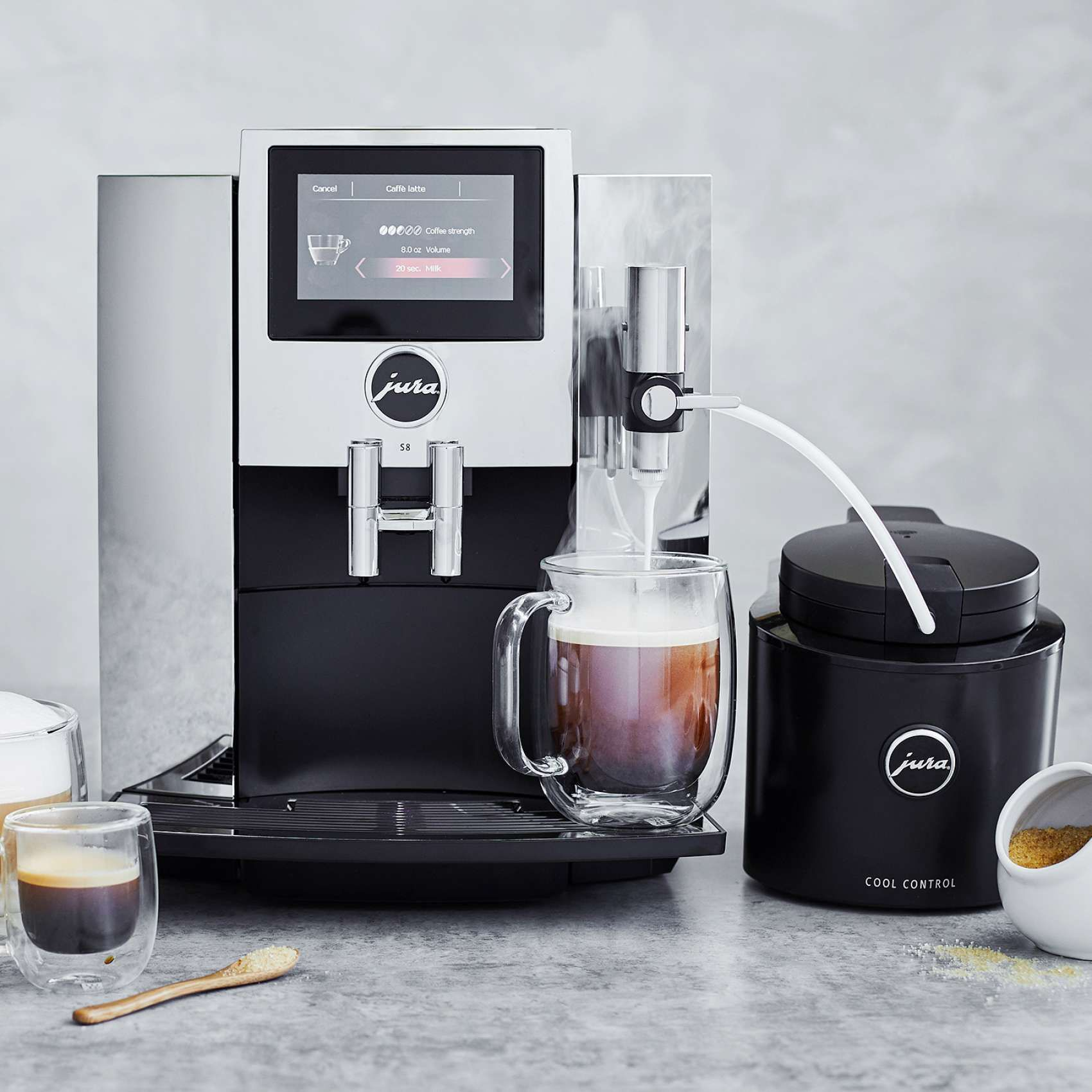 JURA S8 Coffee Machine