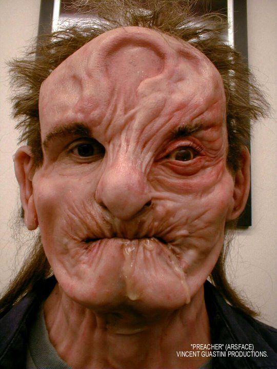 Image result for deformed faces | Stage Make-up | Movie ...
