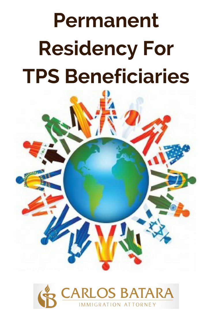 TPS Appellate Wars: When Does A Grant Open Green Card ...