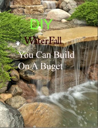 10 diy waterfall ideas and features for your backyard outdoor