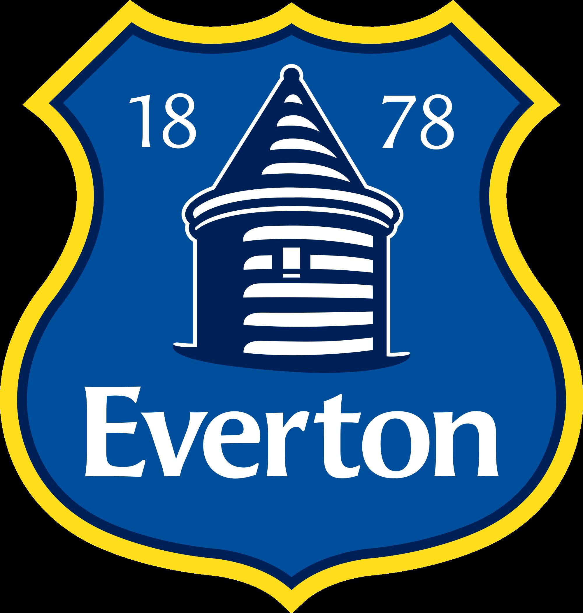 Everton football club everton fc logos and premier league