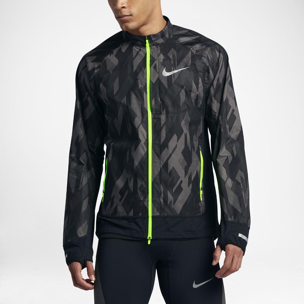 50c092353b6c Running Running, Trail, Athlétisme - VESTE RUN WARM+ N HOMME KALENJI ...