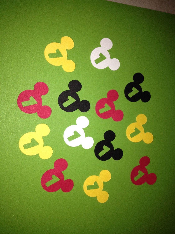 Wall decor mickey mouse | Mickey birthday party- 2 y/o ...