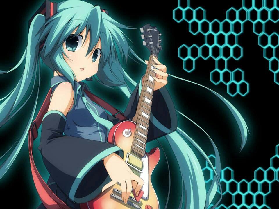 Miku #vocaloid #anime