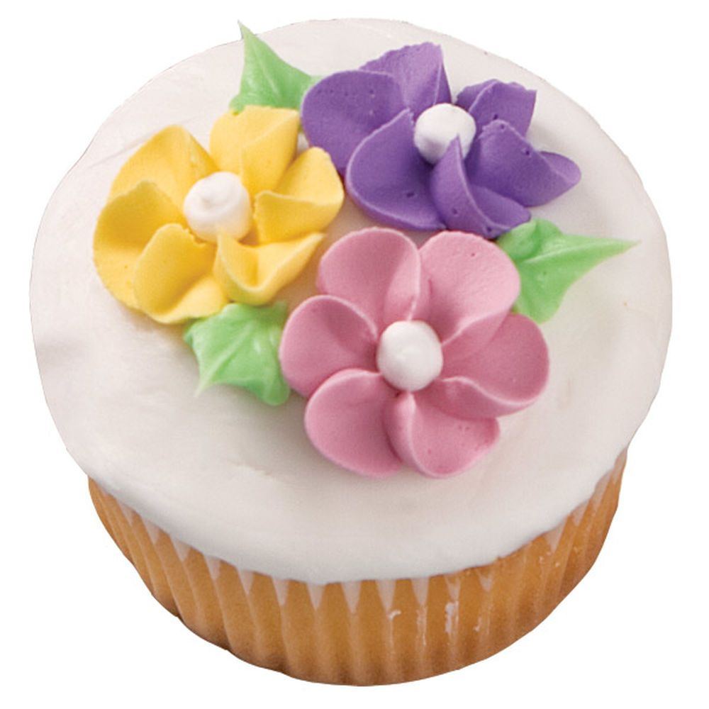 Michaels Cake Decorating Class Sign Up Impressive Drop Flower Extravaganza Cupcake  Wilton  Reese's Floral Bci Review