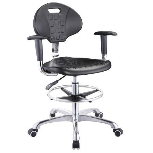 High Quality Lab Stool Chair Adjustable Stool With Wheels Lab