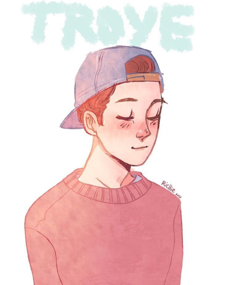 I love this drawing so much | TROYE | Pinterest | Drawings ...