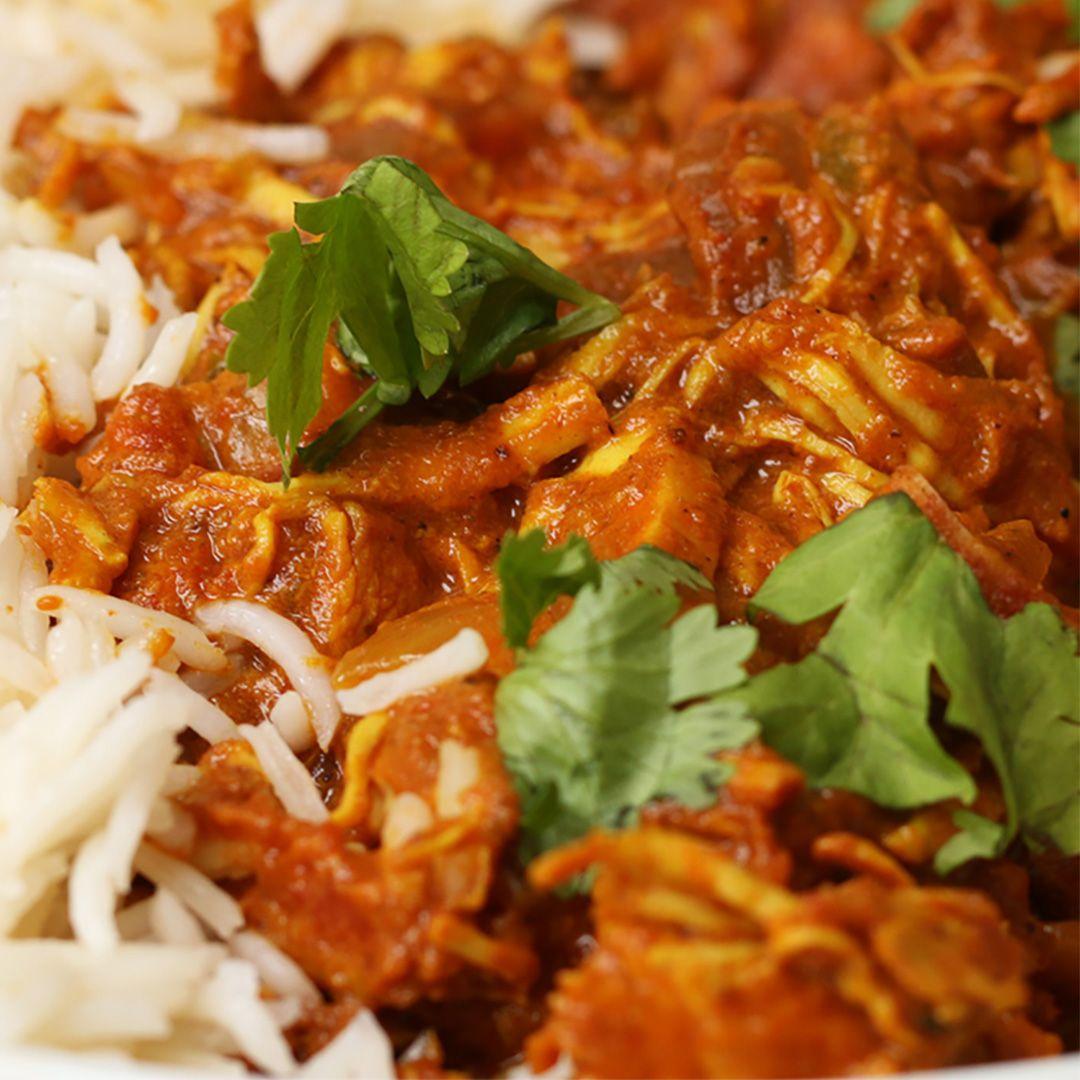 Photo of Slow Cooker Chicken Tikka Masala Recipe by Tasty