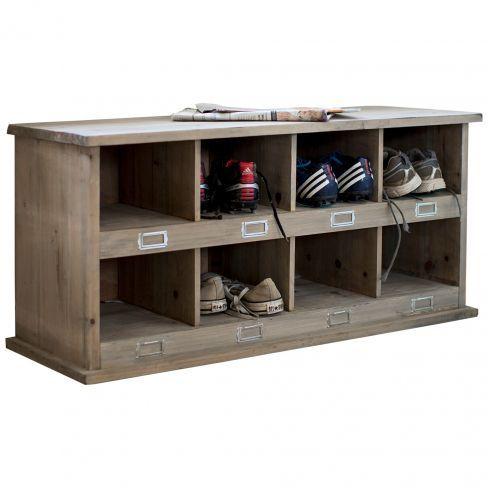 Shoe Locker Hallway Storage