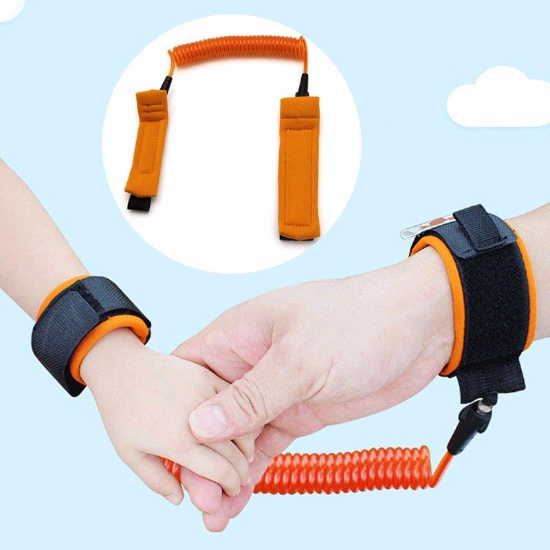 1PC Baby Walking Harness Toddler Kids Anti-lost Safety Shoulder Strap Belt Leash