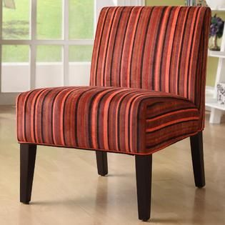 Http Www Sears Com Overstock Com D Cor Red Stripe Lounge