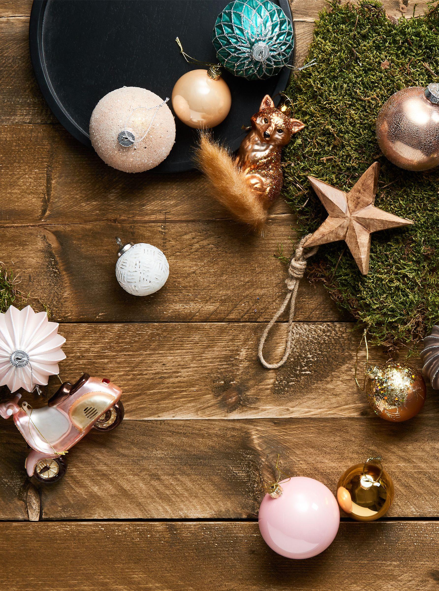 Christbaumkugeln Glas Kaufen.Figurative Weihnachtskugeln Von Butlers Baumschmuck Figur