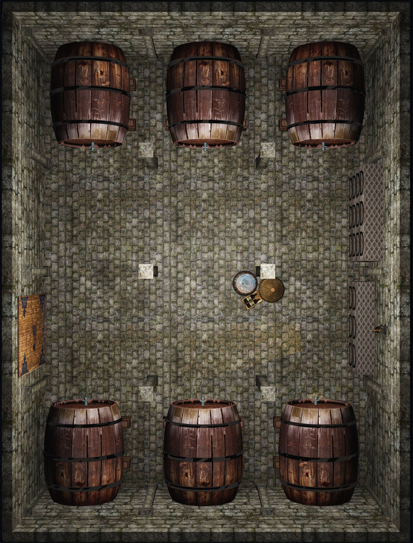 Wine Cellar Tabletop Rpg Maps Fantasy Map Dungeons And Dragons