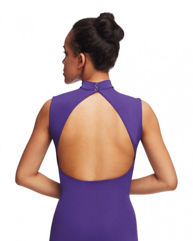 b2d205377 Adult Polo Neck Leotard in 2018