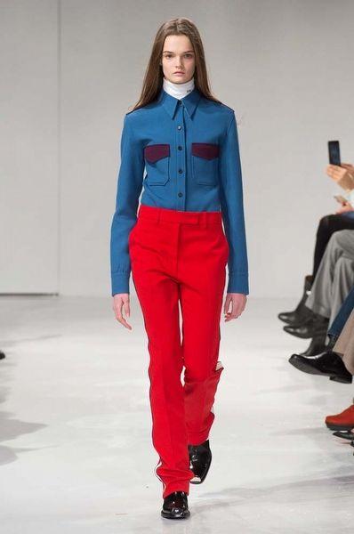New York Moda Haftası: Calvin Klein - Fotoğraf 1 - InStyle Türkiye