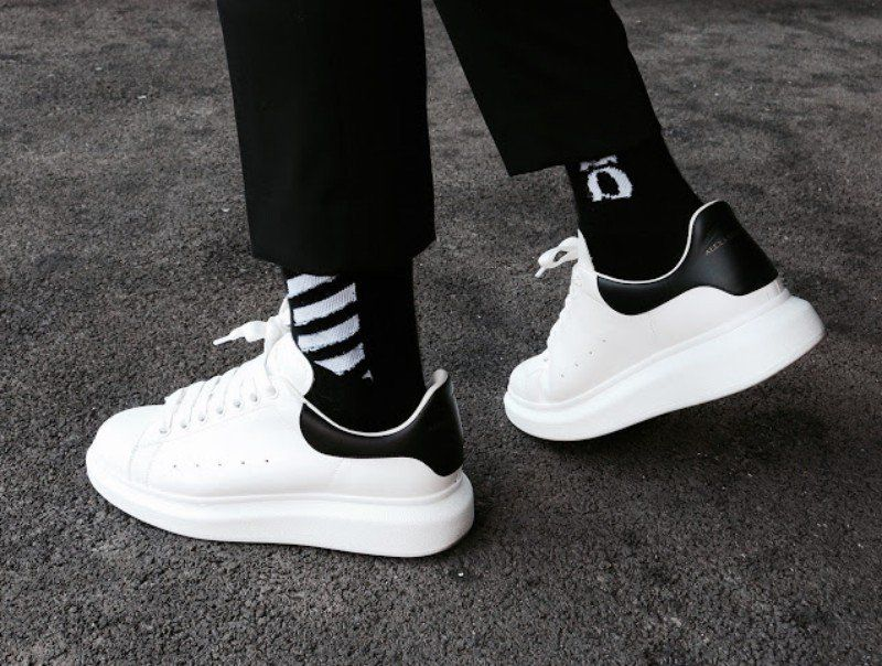 Alexander McQueen Oversized Sneakers Review