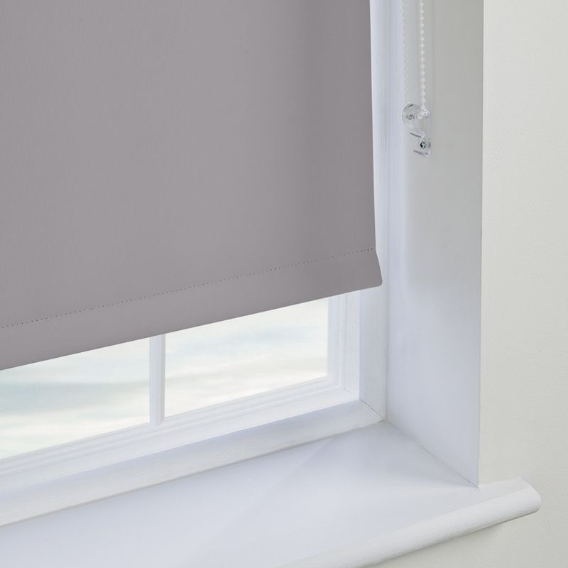 Vitra Blackout Flint Roller Blind | Grey roller blinds ...