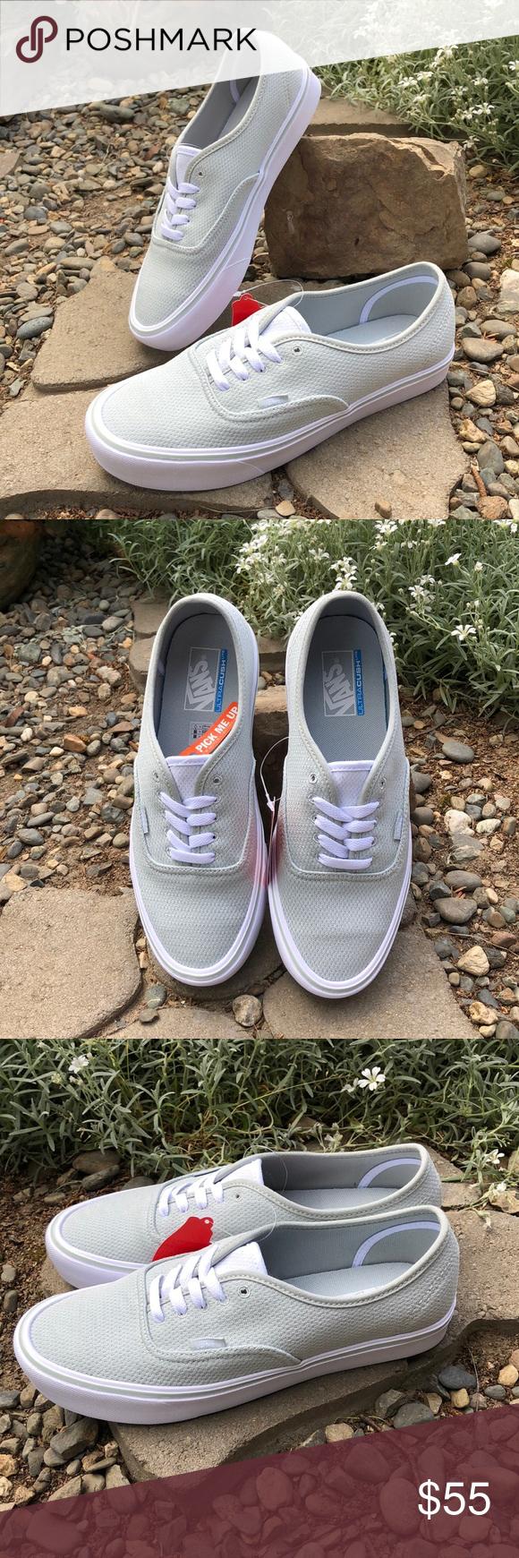Vans Authentic Lite Mesh Shoes | Mesh