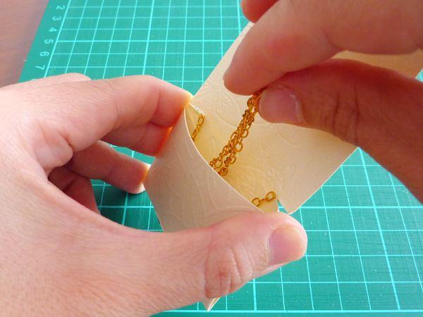 Upcycling Necklace Bracelet Packaging Bracelet Packaging Diy Necklace Display Necklace Gift Packaging