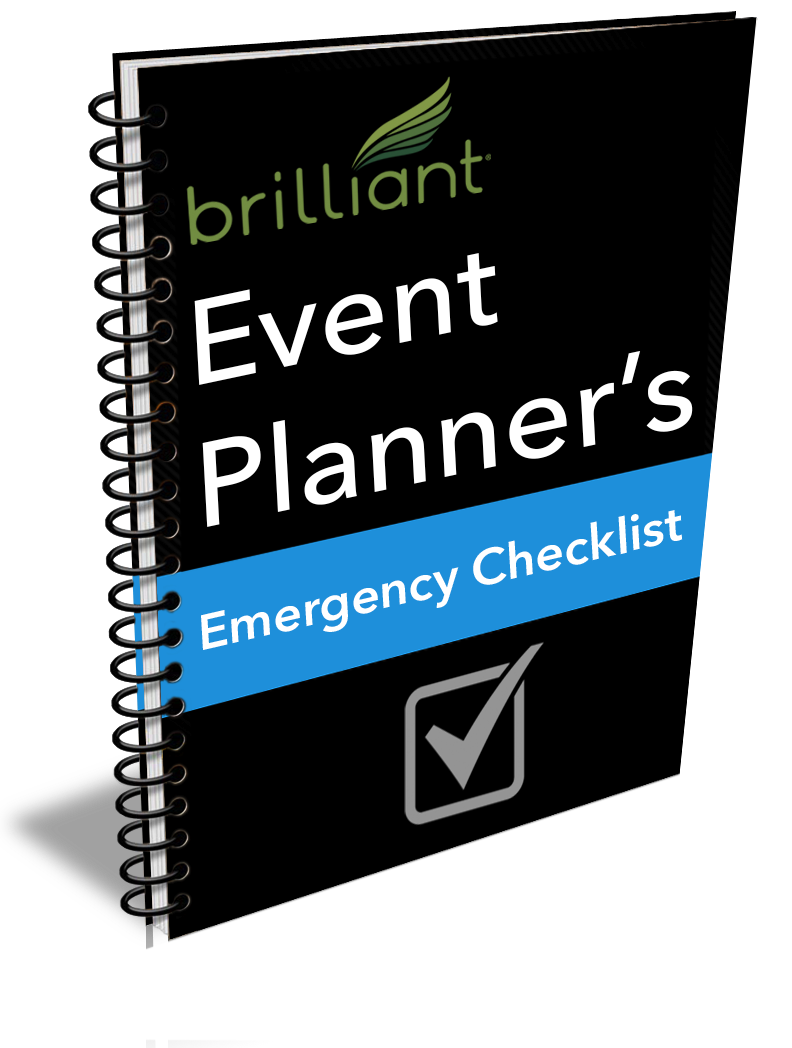 Event PlannerS Emergency Checklist  Free Download  Book