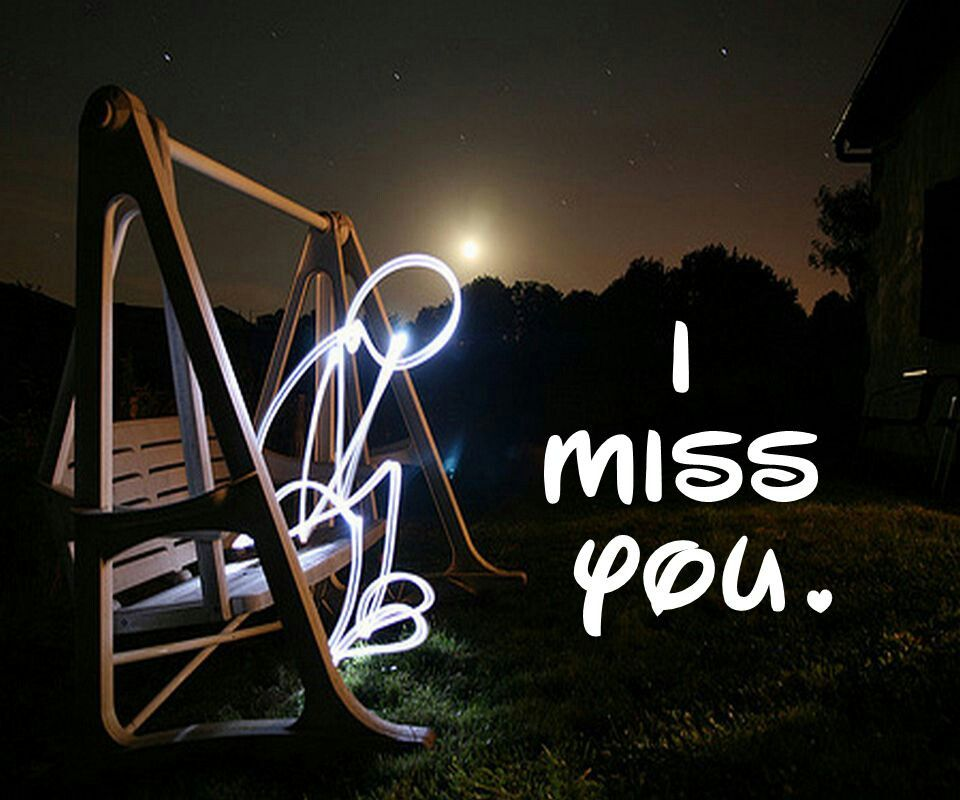 Miss You, I Miss You