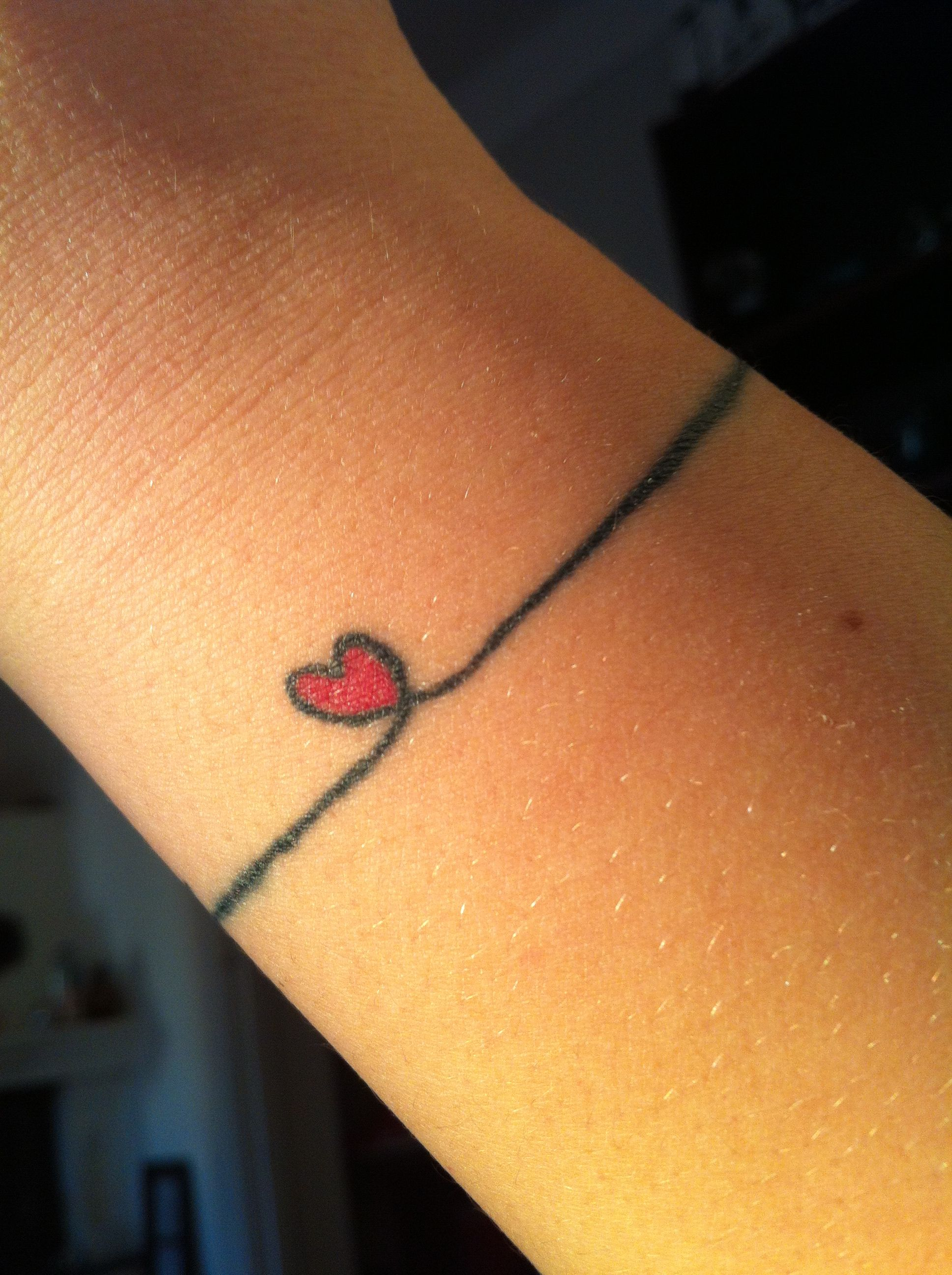31 best matching tattoos for couples cool love design - Wristband Tattoo Ideas Cute Love Tattoo Wrist Tattoos Designs For Girl Tattoos