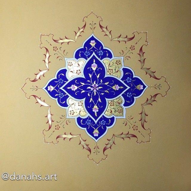 My student's work from #Kuwait By done amazing @danahs.art Kuveyt'te ki öğrencilerimden birinin işi,gurur duyuyorum