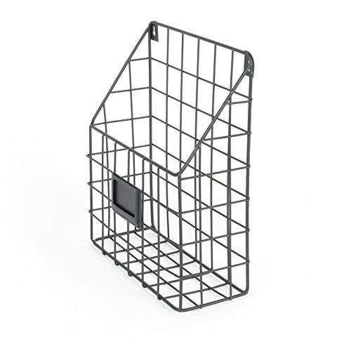 Wall File Holder Metal Mesh Wire Shelf Hanging Folder Mai Https Www Amazon Com Dp B01m4he1me Ref Cm Sw R Pi Dp Wall File Holder Wall File Hanging Folders
