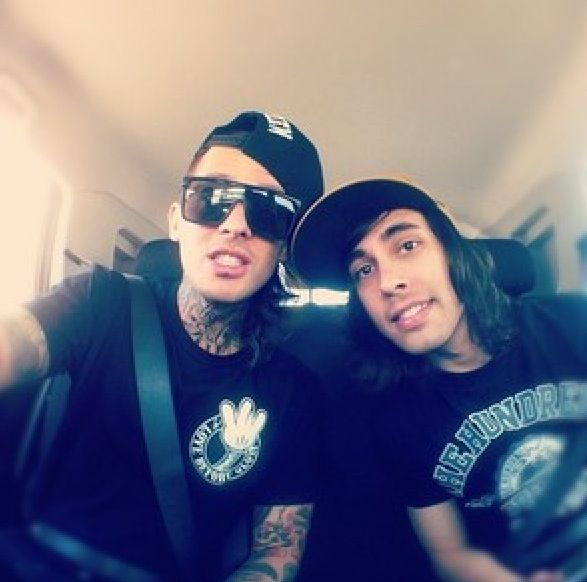 Mike and Vic
