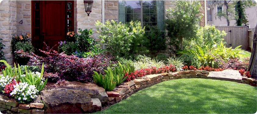 21 Incredible Landscape Design Houston Tx Thorplc Com Houston Landscaping Garden Yard Ideas Front Walkway Landscaping