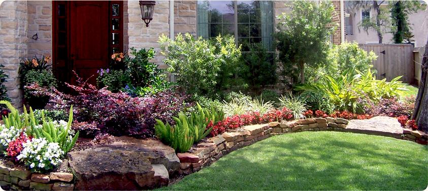 Garden Guy Slide3 | Garden yard ideas, Houston landscaping