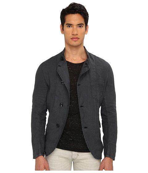 Armani Jeans Linen Front Jacket